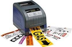 Brady Industrial BBP33 Label Maker that's simple and fast!