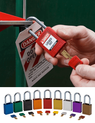 Introducing the New SafeKey Padlocks