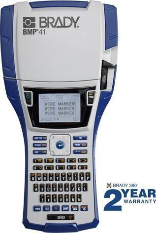 Brady's BMP®41 Label Printer