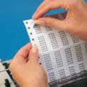 Brady Dot-Matrix Printable Labels