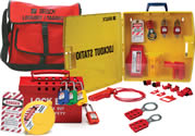 Brady Lockout / Tagout Safety Products
