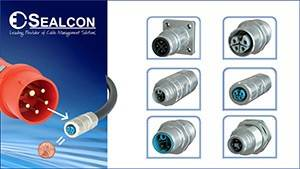 Sealcon's M12 Power Connector- A major milestone in an age of miniaturization