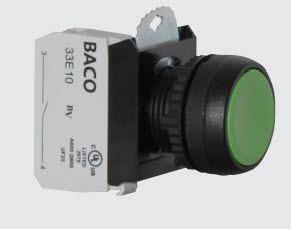 Flush Black L22AA