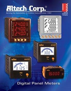 Digital Voltage Meters